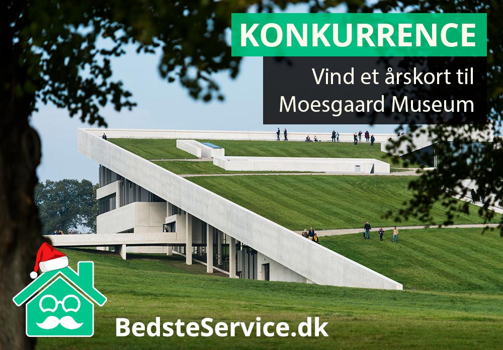 Vind årskort til Moesgaard Museum